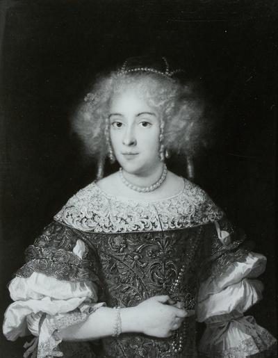 Bildnis der Isabella del Sera