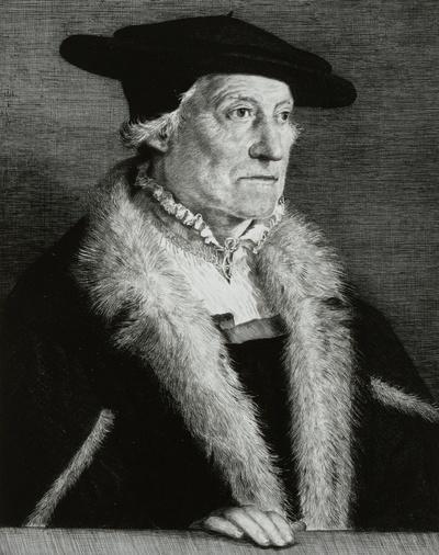 Bildnis Sebastian Münster