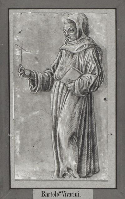 Bekehrung durch den heiligen Franziskus, Blatt 14v