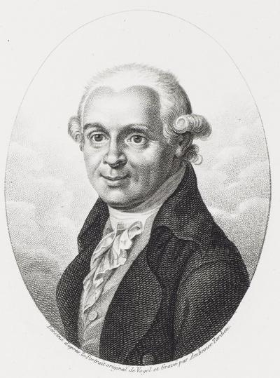 Bildnis Abraham Gottlob Werner