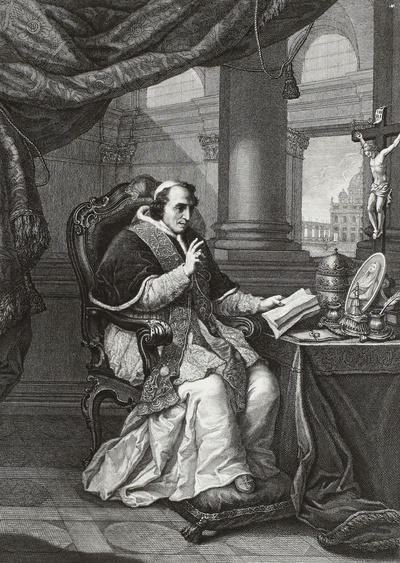 Image from object titled Papst Pius VII.