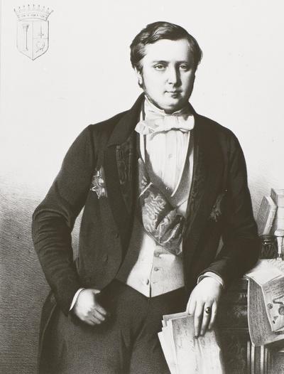 Bildnis Graf Walewski