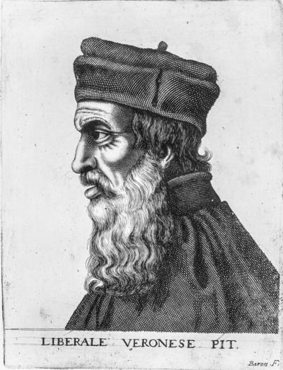 Bildnis Liberale (da Verona), Maler, 1451-1536