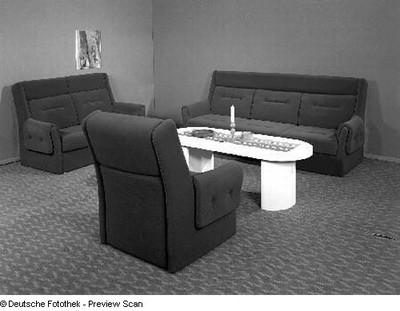 Sitzgruppe (Modell EW 662)