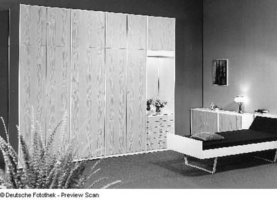 Einbettschlafzimmer