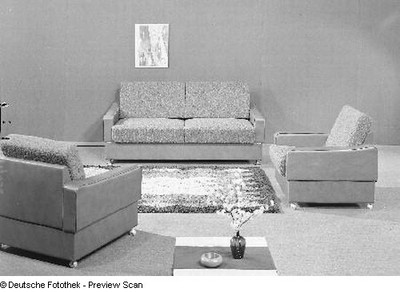 Sitzgruppe (Modell EW 531)