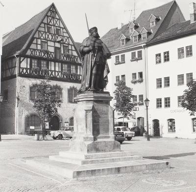 Denkmal für den Kurfürsten Johann Friedrich den Großmütigen