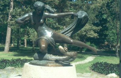 Eagle, die Schlangenkönigin