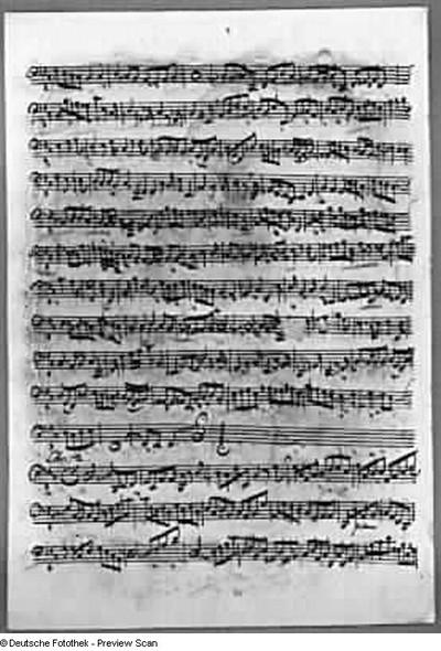 Stimmensatz: Kyrie eleison (T. 69-126.), Christe eleison (T. 1-16), Violoncello