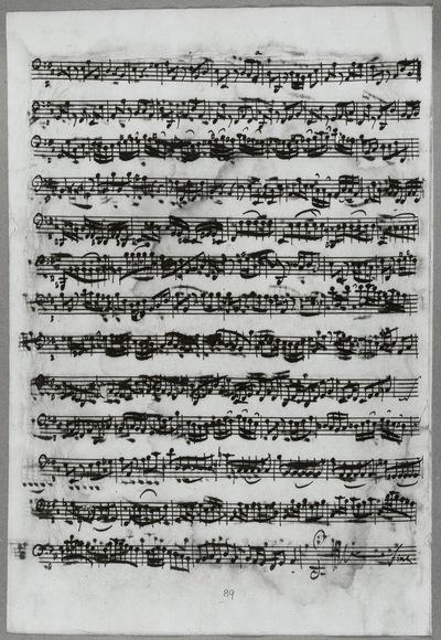 Stimmensatz: Cum Sancto Spiritu (T. 44-128.Fine), Violoncello