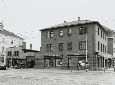 Wohn- und Geschäftshaus (Fleischerei)