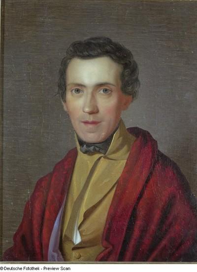 Bildnis Ludwig Richter