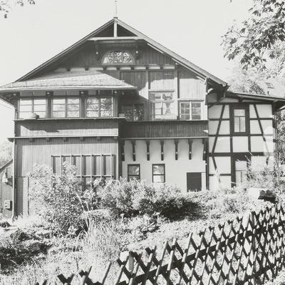 Lehrgebäude der Biologisch-Pharmazeutischen Fakultät