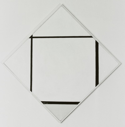 Composition in Black and White, 1966