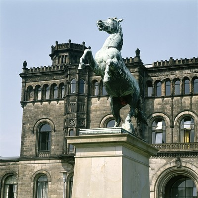 Hannover. Sachsenroß