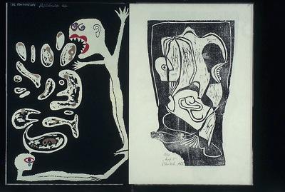 Künstlerzeitschrift: Der Hase ; 2