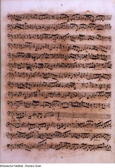 Stimmensatz: Kyrie eleison I (T. 69-126.), Christe eleison (T. 1-16), Violoncello