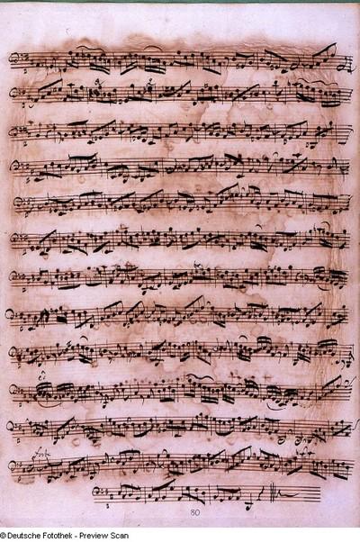 Stimmensatz: Christe eleison (T. 17-85.), Violoncello