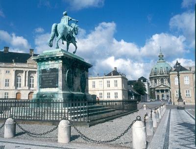 Reiterdenkmal für Frederik V.
