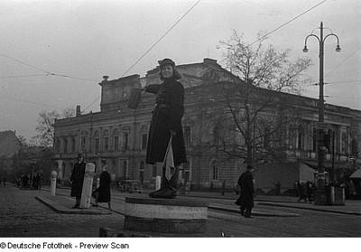 Reiseaufnahmen aus Dresden