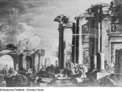 Die Ruinen von Karthago
