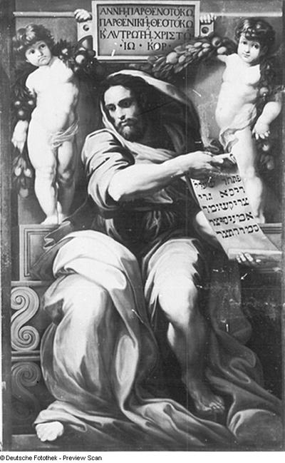 Der Prophet Jesaias