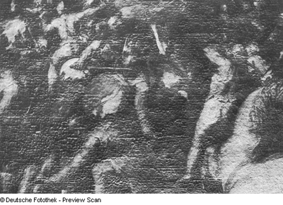 Die Schlacht der Israeliten mit den Amalekitern