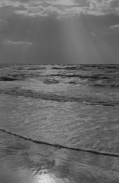 Ostsee vom Prerower Weststrand aus