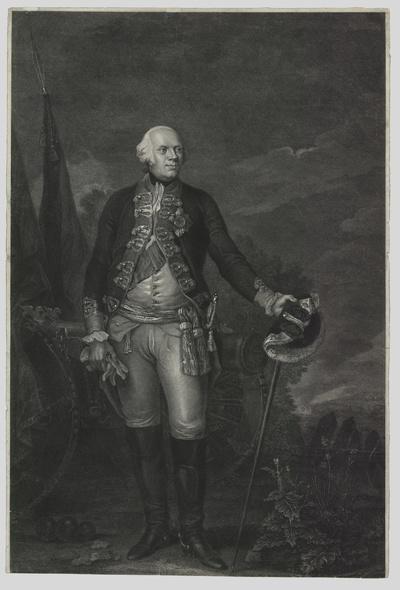 Porträt von Friedrich Wilhelm II. von Preußen