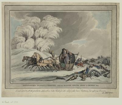 Napoleons Rückzug aus Russland