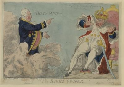 Illegitimität der Macht Napoleons