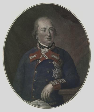 Porträt von Maximilian Jospeh IV.