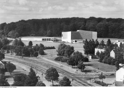 Siedlungsbauten in Wolfsburg