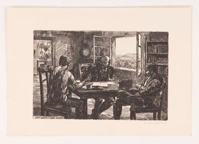 Image from object titled Lenin emigrációban