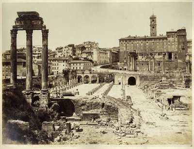 Image from object titled Forum Romanum