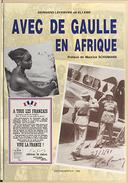 Image from object titled Album de mes photographies avec de Gaulle en Afrique / Bernard Lefebvre (Ellebé),... ; préface de Maurice Schumann,...