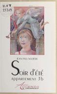 Image from object titled Soir d'été, appartement 3B / Jean-Paul Nozière