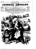 Image from object titled Le Journal amusant : journal illustré, journal d'images, journal comique, critique, satirique, etc.