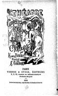 Image from object titled Théâtre de cercles, casinos et châteaux / par Henry Buguet ; illustré par A. Choubrac
