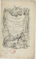 Image from object titled L'eunuque ou La fidelle infidélité . Parade en vaudevilles mêlée de prose et de vers, par ****