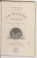 Image from object titled La roche aux mouettes / M. Jules Sandeau,... ; dessins par É. Bayard et Ferat ; gravures par Pannemaker