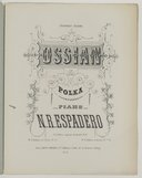Image from object titled Ossian ! Polka pour piano par N.-R. Espadero