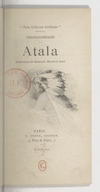 Image from object titled Atala... / Chateaubriand ; [ fig. par Gambard, Marold et Rosside Marold et Picard]