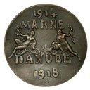 [Marne Danube] : [médaille] / [Pierre Roche]