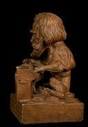 [Buste caricature de Giuseppe Verdi] : [buste]