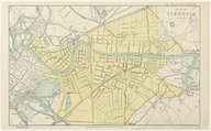 Plan of Tientsin. Scale of Half a Mile [=Om. 036 ; 1 : 22 500 environ]. Drawn and Engraved for the Directory & Chronicle