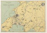 Ubersichtskarte / von Tsingtau und Umgebung. [1 : 30 000 environ]. Drawn and Engraved for the Directory & Chronicle