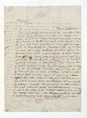 Image from object titled [Lettre de Giacomo Meyerbeer à Monsieur Levasseur, 11 juillet 1823] (manuscrit autographe)