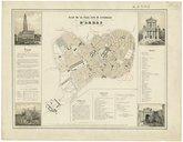 Plan de la Ville, cité et citadelle d'Arras