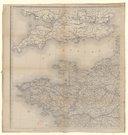Carte de France pour le service du génie militaire